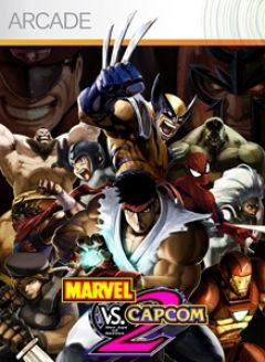Jaquette de Marvel Vs. Capcom 2 Xbox 360