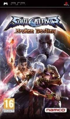 SoulCalibur : Broken Destiny (PSP)
