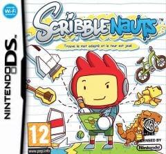 Jaquette de Scribblenauts DS