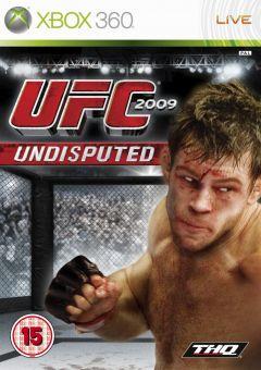 Jaquette de UFC Undisputed 2009 Xbox 360