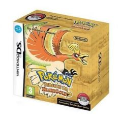 Jaquette de Pok�mon Version Or HeartGold DS