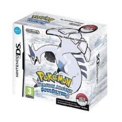 Jaquette de Pokémon Version Argent SoulSilver DS