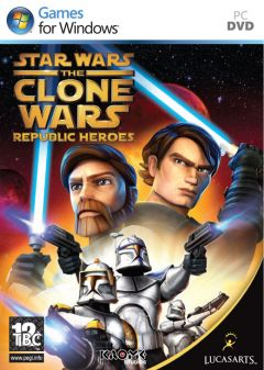 Jaquette de Star Wars : The Clone Wars - Les Héros de la République PC