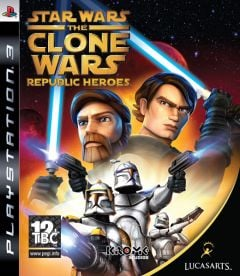 Jaquette de Star Wars : The Clone Wars - Les Héros de la République PlayStation 3
