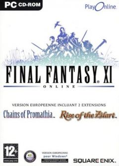 Jaquette de Final Fantasy XI Online PC