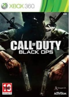 Jaquette de Call of Duty : Black Ops Xbox 360