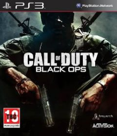 Jaquette de Call of Duty : Black Ops PlayStation 3