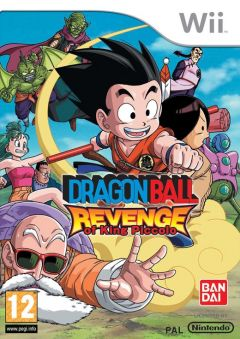 Jaquette de Dragon Ball : Revenge of King Piccolo Wii