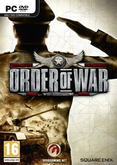 Jaquette de Order of War PC