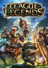 Jaquette de League of Legends : Clash of Fates PC