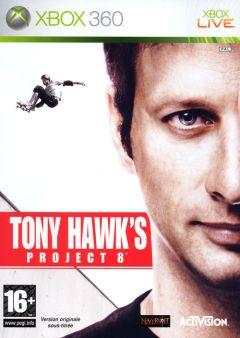Jaquette de Tony Hawk's Project 8 Xbox 360