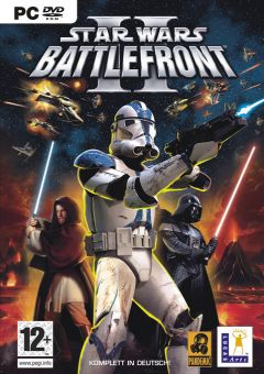 Jaquette de Star Wars Battlefront II PC