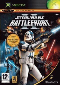 Jaquette de Star Wars Battlefront II Xbox