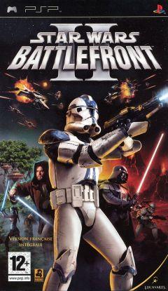 Jaquette de Star Wars Battlefront II PSP