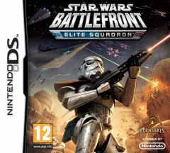 Jaquette de Star Wars Battlefront : Elite Squadron DS
