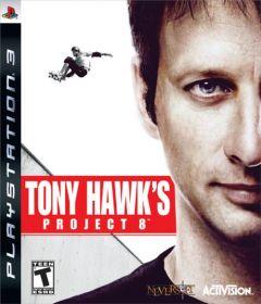 Jaquette de Tony Hawk's Project 8 PlayStation 3
