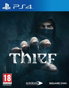 Jaquette de Thief PS4