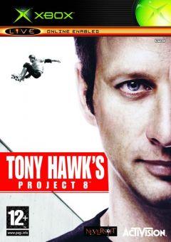Jaquette de Tony Hawk's Project 8 Xbox