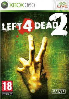 Jaquette de Left 4 Dead 2 Xbox 360