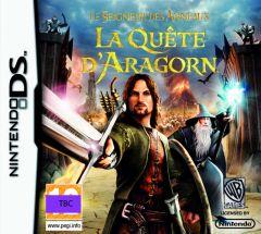 Jaquette de Le Seigneur des Anneaux : La Quête d'Aragorn DS
