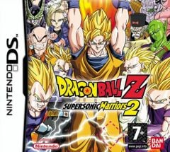 Dragon Ball Z Supersonic Warriors 2 (DS)