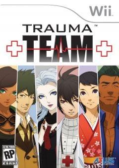 Jaquette de Trauma Team Wii