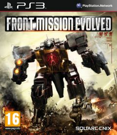 Jaquette de Front Mission Evolved PlayStation 3