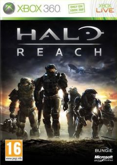 Jaquette de Halo : Reach Xbox 360