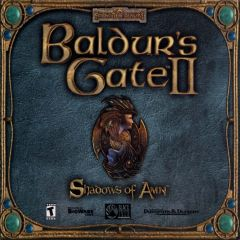 Jaquette de Baldur's Gate 2 : Shadows of Amn PC
