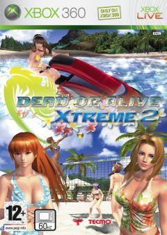 Jaquette de Dead or Alive Xtreme 2 Xbox 360