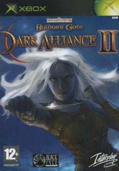 Jaquette de Baldur's Gate : Dark Alliance II Xbox