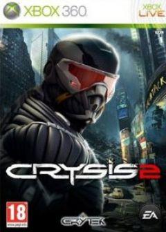 Jaquette de Crysis 2 Xbox 360