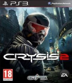 Jaquette de Crysis 2 PlayStation 3