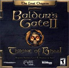 Baldur's Gate 2 : Throne of Bhaal (PC)