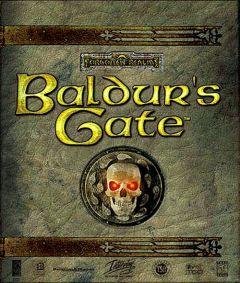 Jaquette de Baldur's Gate PC