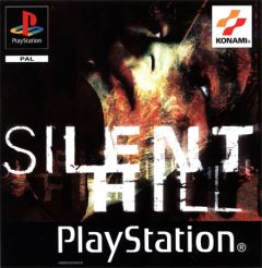 Jaquette de Silent Hill PlayStation