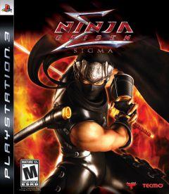 Jaquette de Ninja Gaiden Sigma PlayStation 3