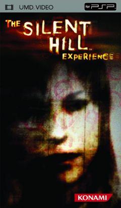 Jaquette de The Silent Hill Experience Comics PSP