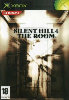 Jaquette de Silent Hill 4 : The Room Xbox