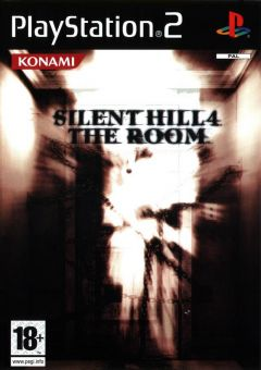 Jaquette de Silent Hill 4 : The Room PlayStation 2