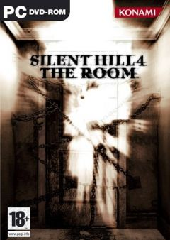 Jaquette de Silent Hill 4 : The Room PC
