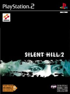 Jaquette de Silent Hill 2 PlayStation 2