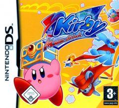 Jaquette de Kirby : Les Souris Attaquent DS