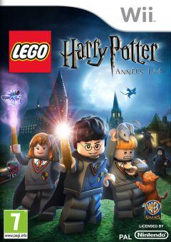 Jaquette de LEGO Harry Potter : Années 1 à 4 Wii