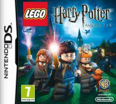 Jaquette de LEGO Harry Potter : Années 1 à 4 DS