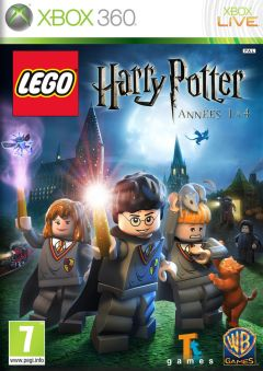 LEGO Harry Potter : Années 1 à 4 (Xbox 360)