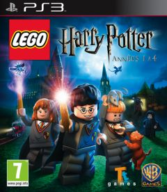 Jaquette de LEGO Harry Potter : Années 1 à 4 PlayStation 3