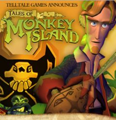 Jaquette de Tales of Monkey Island - Chapter 1 : Launch of the Screaming Narwhal PC