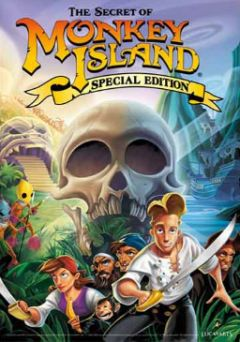 The Secret of Monkey Island Special Edition (PC)