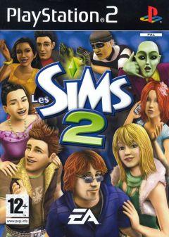 Jaquette de Les Sims 2 PlayStation 2
